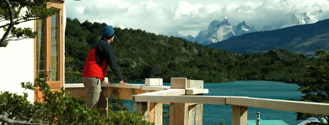 Patagonia camp all inclusive