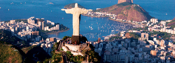 Deluxe Highlights of South America - A Luxury voyage of discovery through Argentina and Brazil